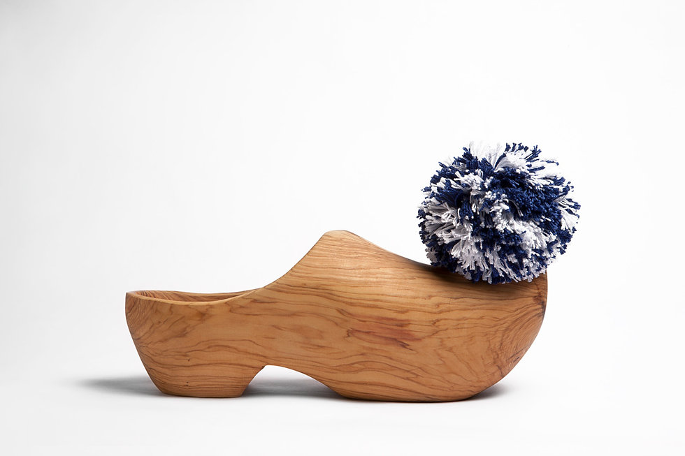 Olivewood Clogs