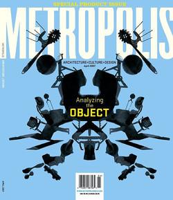 Metropolis, April 2007