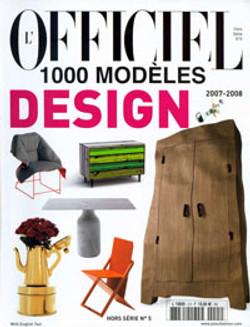 L'Officiel 1000Modeles, 2007 - 2008
