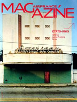 Air France Magazine, April 2011