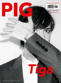 Pig, April 2009