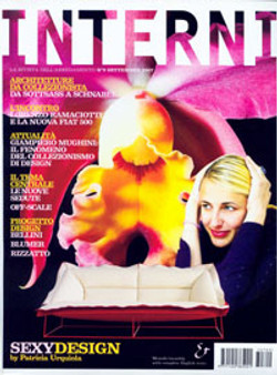Interni, September 2007