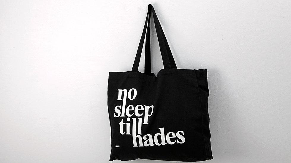 No Sleep till Hades Tote