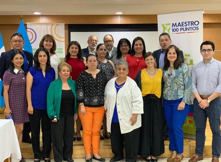 Premio Maestro 100 Puntos Edición 2019