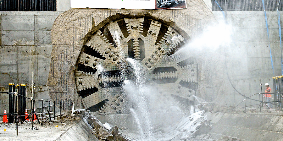 Mechanized Tunnelling for Transit Expansion in Toronto