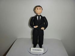 Boneco de Economista