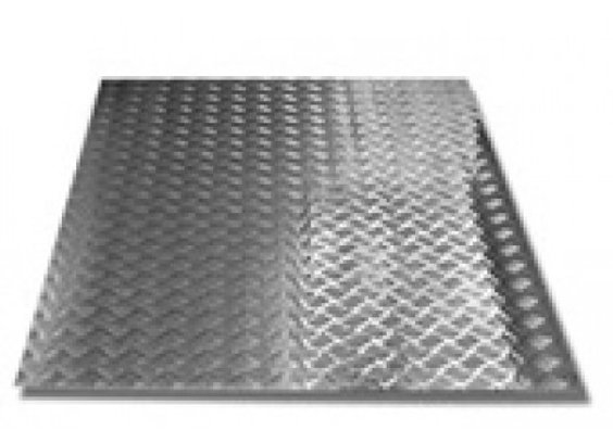 LR84A Silver 2mm 90 Load Area Floor only