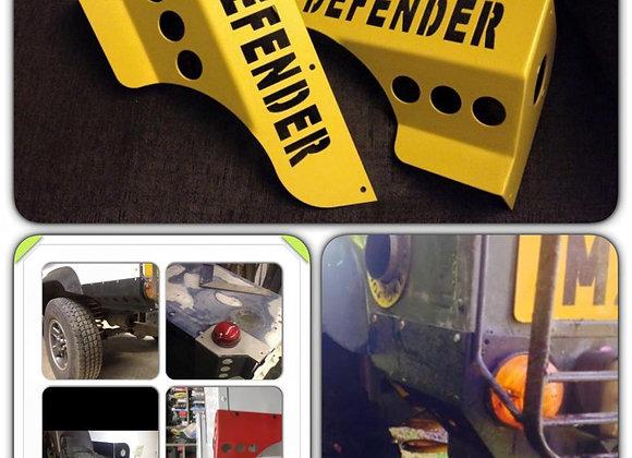 90 Defender TDI Extreme Corners 'Defender' (Early's)