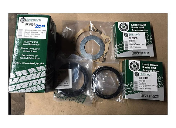 BK0104 Discovery 1 200tdi wheel bearing kit