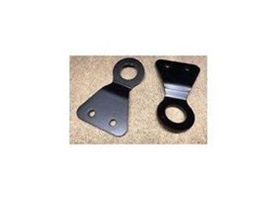 MUC8746 x2 Land rover Defender Tailgate Locking Ring Bracket Qty 2