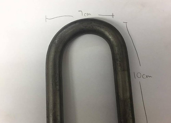 20mm Solid Bar Recovery hoop