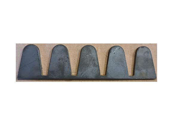 Panel Tabs - Row of 5