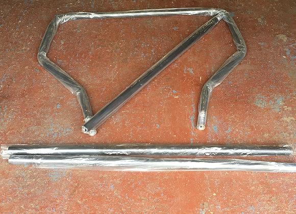 Defender external/internal rear hoop
