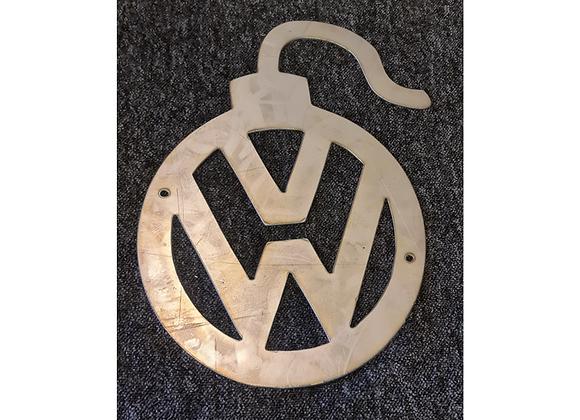 Volkswagen Bomb Wall Art