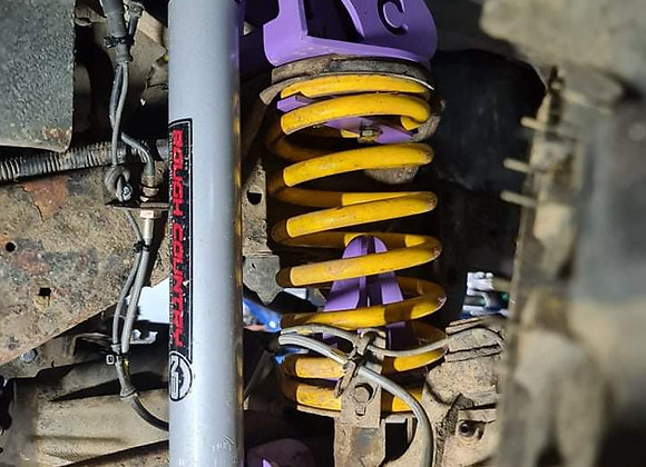 Discovery 2 Front Twister Kit