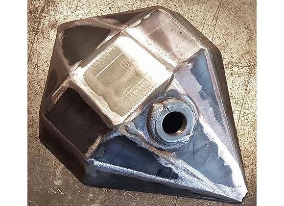 Weld on Diff Pan - welded