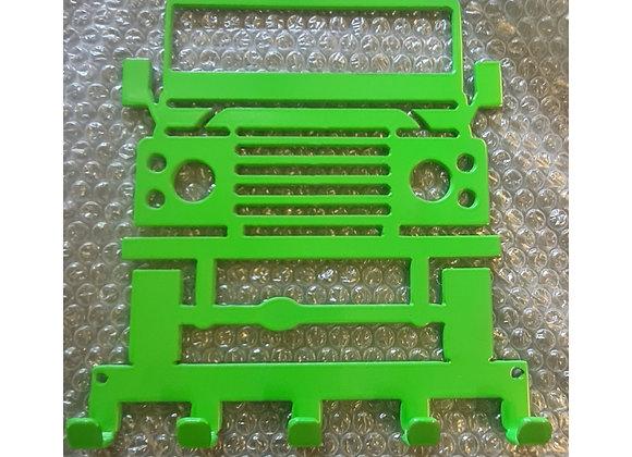 Land Rover Defender Key Rack