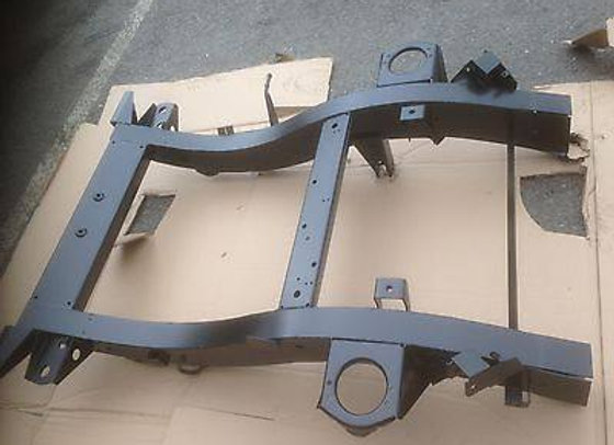 Discovery 2 Half Chassis