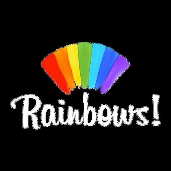Rainbows!.Logo