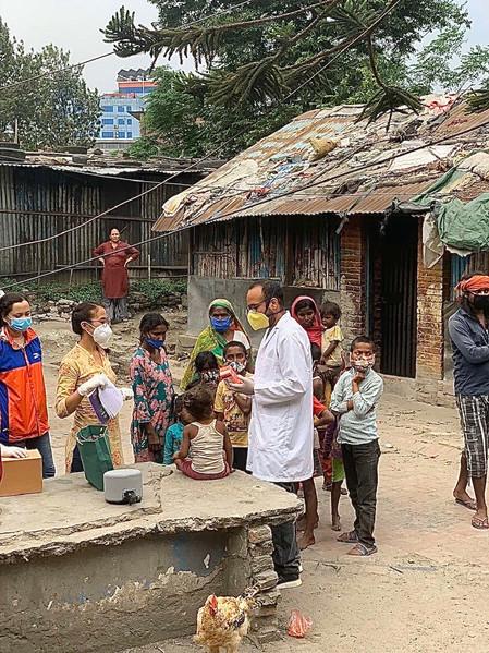 August 2020, SHANTI LEPRAHILFE, Nepal