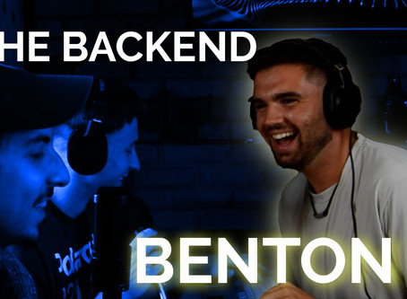 BENTON (Audio Version) | The Backend Ep 1