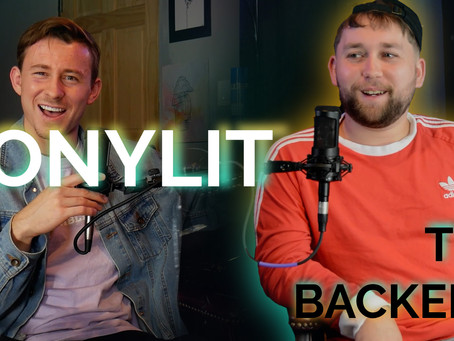 (AUDIO) Tony Lit Talks About His Music, Old Technology, Pokémon + More | The Backend #5