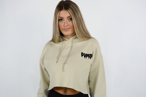 The Boo Cropped Hoodie