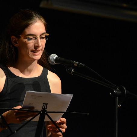 Une rencontre : Aurélie Delcros, poète