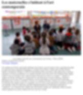Les maternelles article LA DEPECHE.jpg