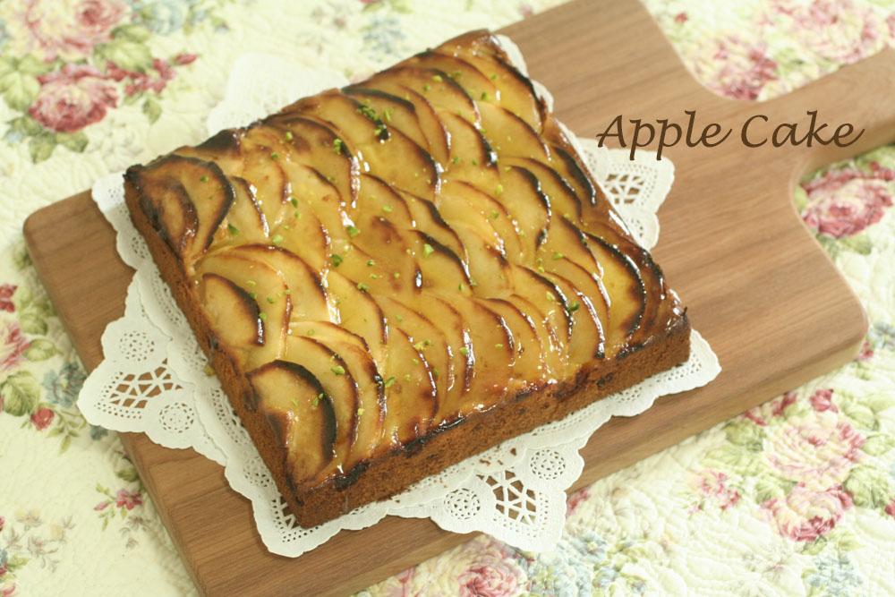 林檎のケーキ2015
