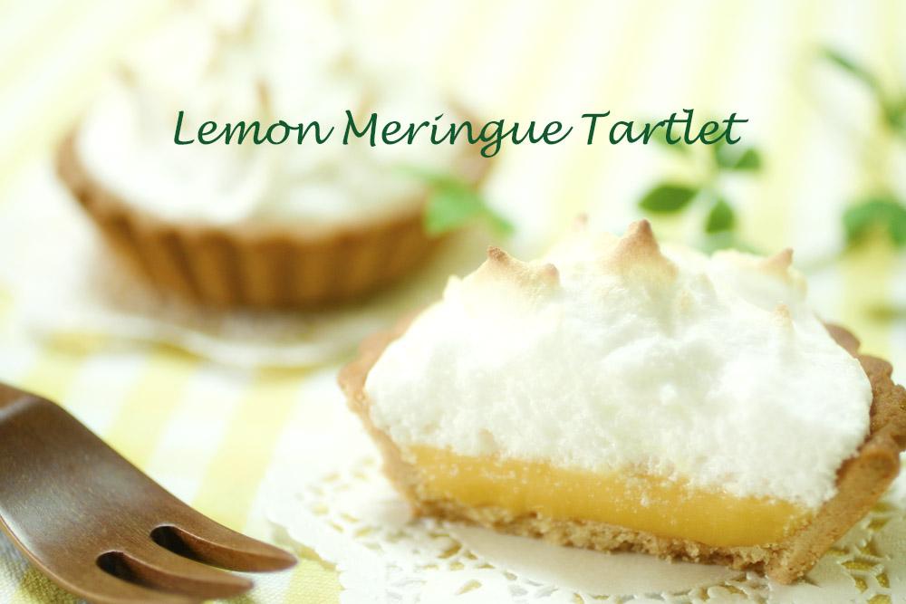 レモンメレンゲタルトレット