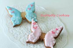 バタフライクッキー