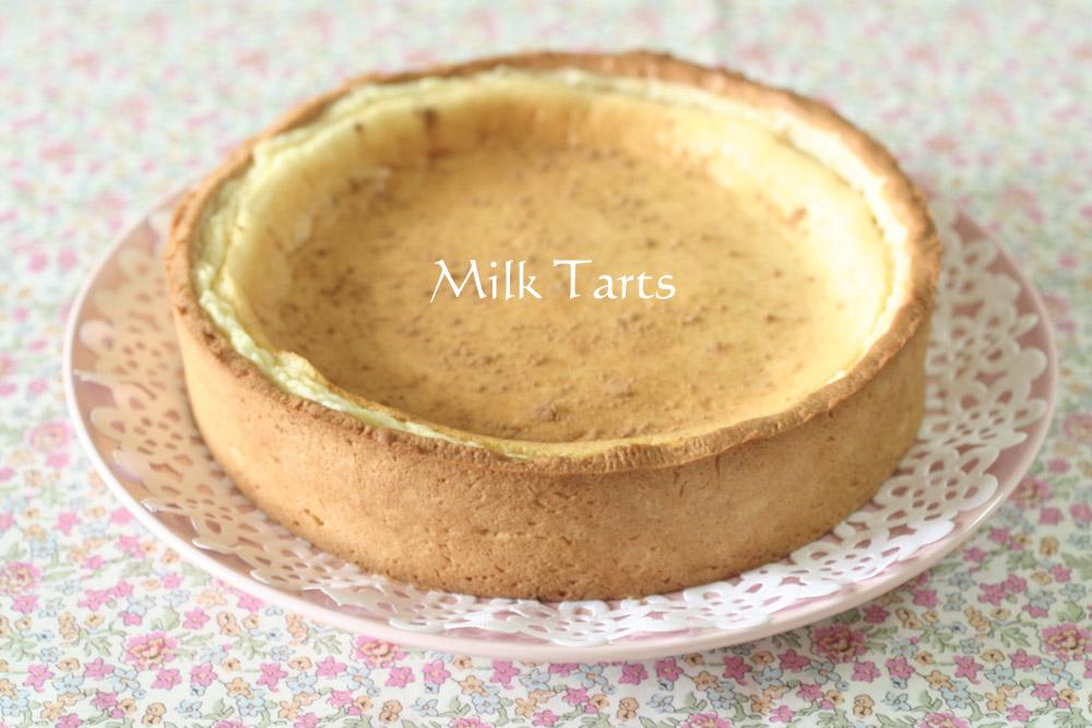 ミルクタルト