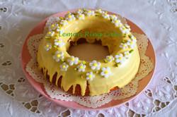 レモンリングケーキ