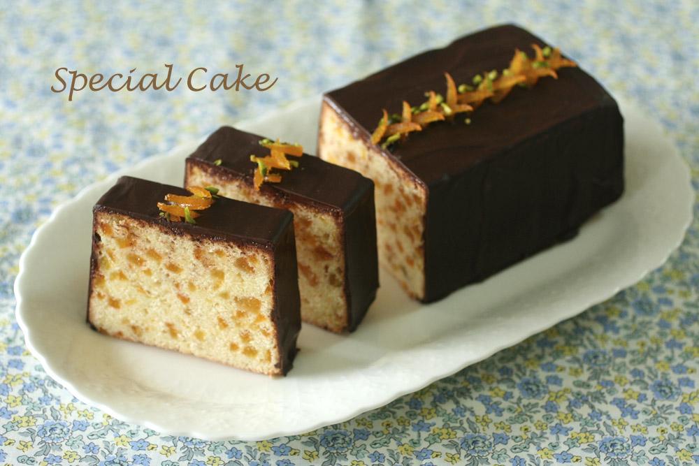 特別なケーキ
