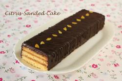 シトラスサンドケーキ