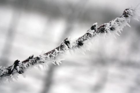 Ilyenkor jobb a kályha mellett melegedni.
