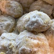 Walnut Tea Cookies