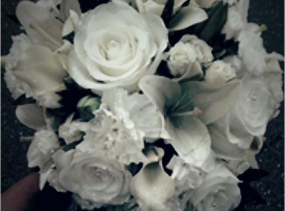 Beau Soleil Wedding - White Rose and Lil