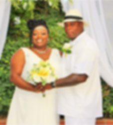 North Myrtle Beach Garden Wedding