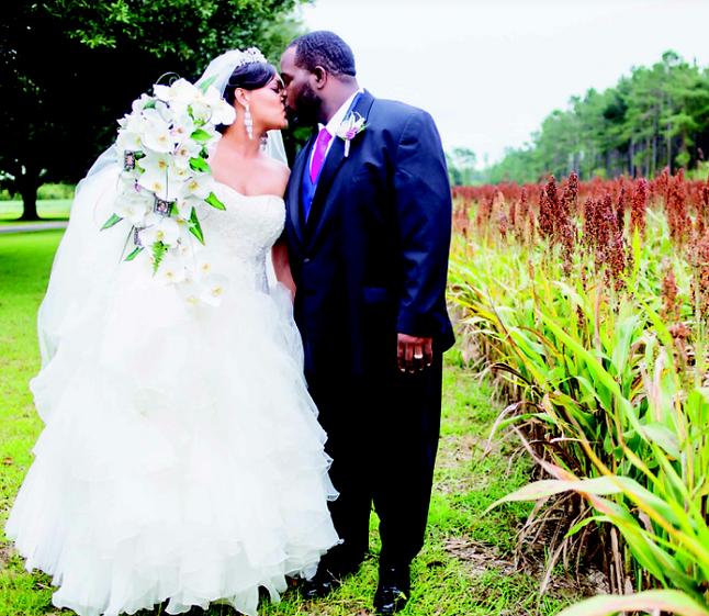 North Myrtle Beach Wedding Florist Farm Weddings