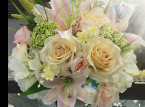 Beau Soleil Wedding - Pastel Wedding Bri
