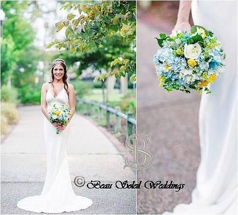Conway, SC Florist Rustic Wedding