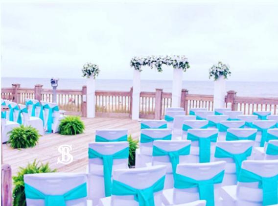 Beau Soleil Wedding - Outdoor Wedding Ce