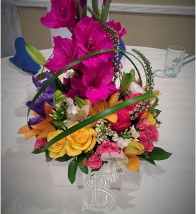 Beau Soleil Wedding - Tropical Wedding C