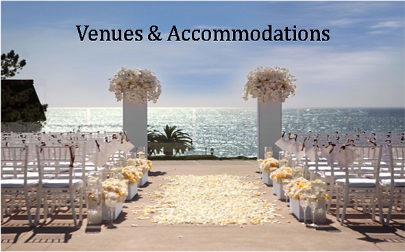 Oceanfront Beach Ceremony Decoration