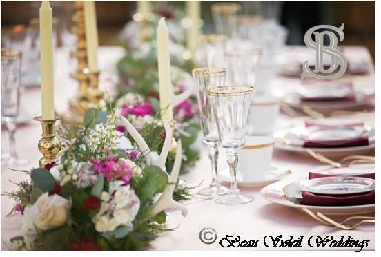 Beau Soleil Weddings - Wedding Reception