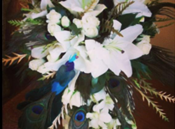 Beau Soleil Wedding - Peacock Teal weddi