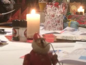 Weihnachten bei den Dresdner HaMStern