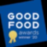 2020 Good Food Awards Winner
